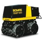 Каток грунтоый Bomag BMP 851