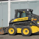 погрузчик New holland 150