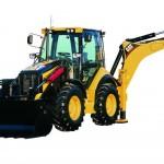 Экскаватор-погрузчик Caterpillar 434E